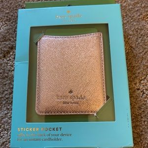 Kate Spade Pocket Sticker